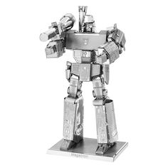 Transformers Megatron Metal Earth 3D Laser Cut Mode Kit by Fascinations, Multicolor