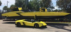 Gino Gargiulo | Gino Gargiulo will run his Lamborghini-inspired 48-foot Marine ...
