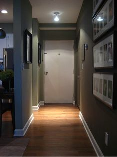 Couloir on pinterest deco hallways and farrow ball for Couloir turquoise