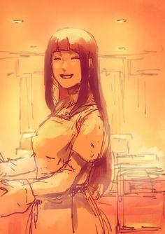 Hinata the housewife!