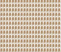 Twice Blessed-029 fabric by kkitwana on Spoonflower - custom fabric