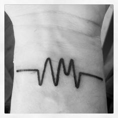 Arctic monkeys AM tattoo
