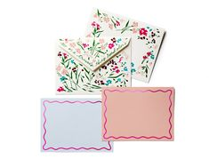 Coat Of Many Colors, Stationery Set, Stationary, Foil Stamping, Coordinating Colors, Breast Cancer Awareness, Paper Design, Note Cards, Berries