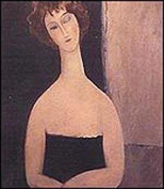 Modigliani forgery by de Hory