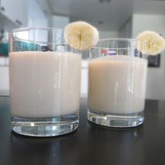 Chaos in the Condo: Peanut Butter & Banana Smoothie