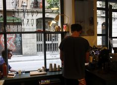 For all you coffee addicts a must Satan´s Coffee Corner Barcelona