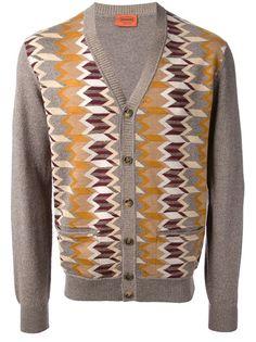 MISSONI - patterned cardigan 6