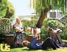 L'album di famiglia di Jessica Simpsons: a casa con Ace Knute » GOSSIPpando   GOSSIPpando