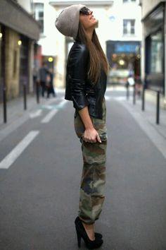 Leather jacket. Style. Fashion.