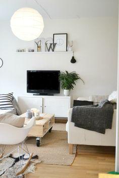 Siljes blogg: Nyvasket stue+ Ukas shoppingtips!