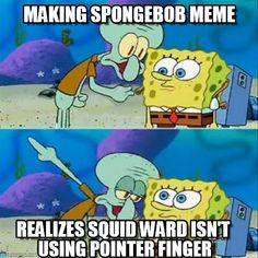 Memes Vault SpongeBob Memes – Squidward