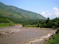 The Neelum River (Hindi: नीलम नदी, Urdu: نیلم ندی), also known as Kishanganga (Sanskrit/Hindi: कृष्णगंगा नदी, Punjabi: کِشڻ گنگا ندی), is a river in the Kashmir region of India and Pakistan. Discover India, Hassle Free with www.ziptrips.in