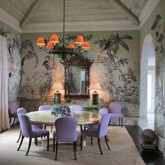 christian bob room dining painted instagram