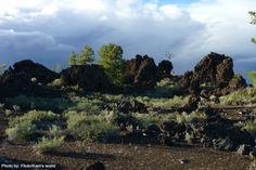 10 things to do in Idaho--Craters of the Moon State Park in Idaho  flickr/Kam's World