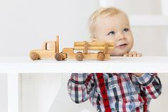 Hey, I found this really awesome Etsy listing at https://www.etsy.com/listing/238412205/boy-birthday-gift-log-truck-with-cargo