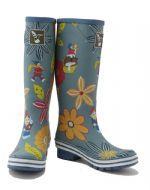 Evercreatures Dahlia Tall Wellington Boots | Womens