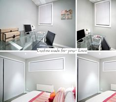 We can renovate your home - with custom made blinds! Design Products, Blinds, House Design, Cabinet, Storage, Inspiration, Furniture, Home Decor, Clothes Stand