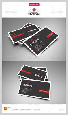 Corporate Business Cards 67-4
