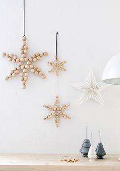 Deko Objekte   XL Stern Aus Holz | Weihnachtsstern   Ein Designerstück Von  Sinnenrausch Bei