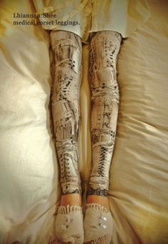 Medical Corset Tights