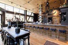 Black Cat (Tenderloin) 400 Eddy St @Levenworth - It's got jazz, cocktails, and a menu of supper club delights