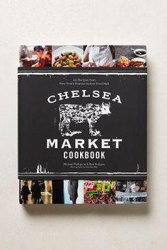Chelsea market cookbook
