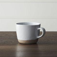Welcome Mug - Crate and Barrel