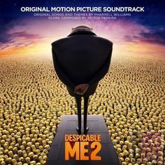 New Music: Pharrell – Happy (Despicable Me 2 Soundtrack)