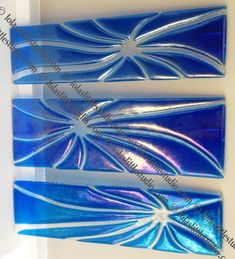 Lola's Little Glass Studio - Fused Glass wall art