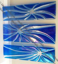 Lola's Little Glass Studio - Fused Glass wall art
