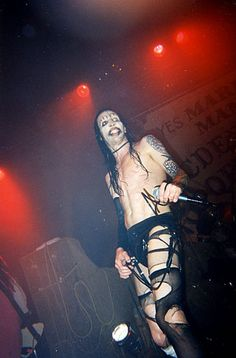 Young Manson