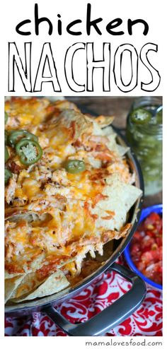 Easy Chicken Nachos and Back to School Shoe Shopping