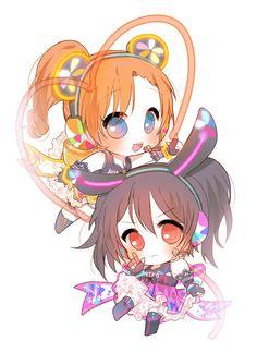 Nico & Honoka