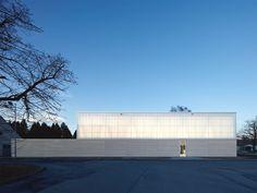 best architects architektur award // Brune Architekten / Brune Architekten / Labor für Wasserwesen der Universität Neubiberg / Gewerbe- & Industriebauten