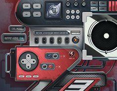 "Check out new work on my @Behance portfolio: ""MUZIK"" http://on.be.net/1E77yBh"