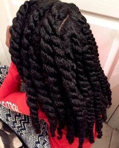Long Natural Hair, Pelo Natural, Natural Hair Growth, Scene Hair, Black Girls Hairstyles, Braided Hairstyles, Natural Twist Hairstyles, Dreadlock Hairstyles, Hairstyles 2018
