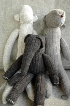 DIY Sock Animals