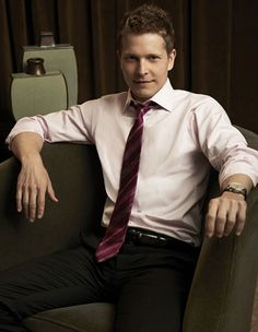 The Good Wife - Matt Czuchry stars as Cary Agos  (Justin Stephens/CBS)