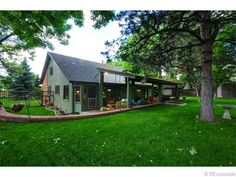 raised roof patio design -See this home on Redfin! 9885 W 73rd Pl, Arvada, CO 80005 #FoundOnRedfin