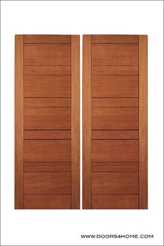 Modern Interior Doors | Contemporary Interior Rubi Doors