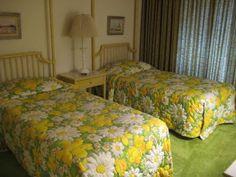 retro 70s bedrooms   Retro 70s Decor - Scottsdale Arizona Condo   Simplified BeeSimplified ...