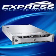 Dell PowerEdge R730XD 2x E5-2680v3 2.5GHz 12 Core 128GB 12x 2TB 12Gb/s SAS H730p