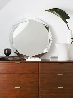 Design Trend: A Gallery of Bold & Innovative Mirrors | Apartment Therapy