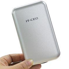 Portable External  Hard Drives 1TB HDD USB3.0 Desktop  Laptop Externo Disco HD Disk Storage Devices 1tb mobile disk