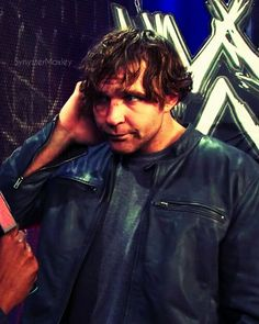DEANS GONNA BE IN A WWE MOVIE!!