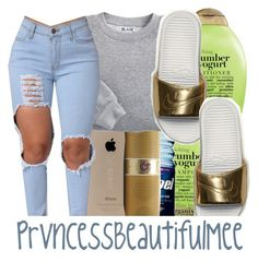 """""""✨"""" by prvncessbeautifulmee ❤ liked on Polyvore featuring Organix, Speck, Beats by Dr. Dre, Blair and NIKE"""