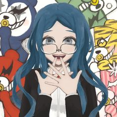 Tsumugi Shirogane | New DanganRonpa V3.