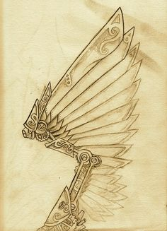 Steampunk_Wing_by_AeroNumi.jpg (758×1053)