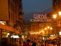La Gascona, que bien se come en esa calle... Oviedo, Asturias.