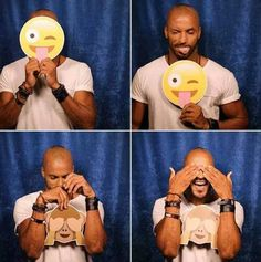 The 100 Cast ✨ Ricky Whittle